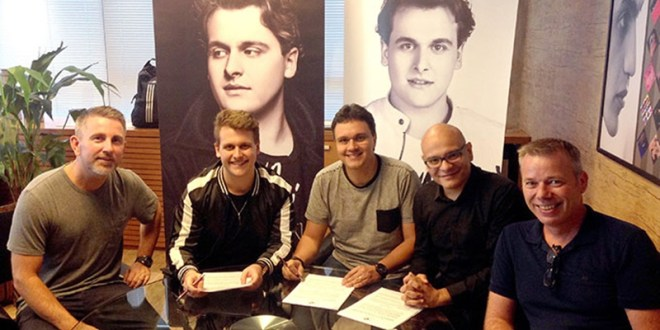 Bruno Martini firma con Aftercluv/Universal Music Group