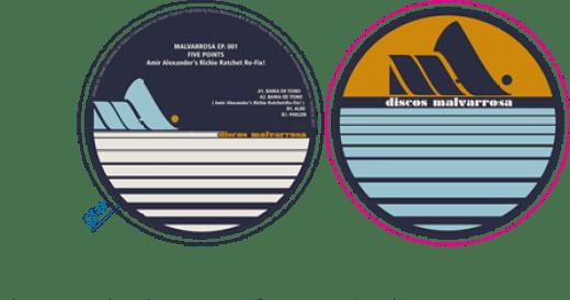 COVER-MALVARROSA-EP-2 Five Points firman la primera referencia de Discos Malvarrosa
