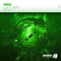Siriu2-Lift-Off-EDMred 'Lift Off' es la trancera carta de presentación de Siriu2