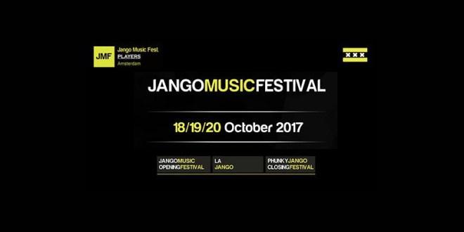 Tres eventos de Jango Music en ADE 2017