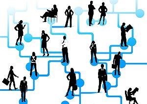 Zusammenarbeit im Unternehmen