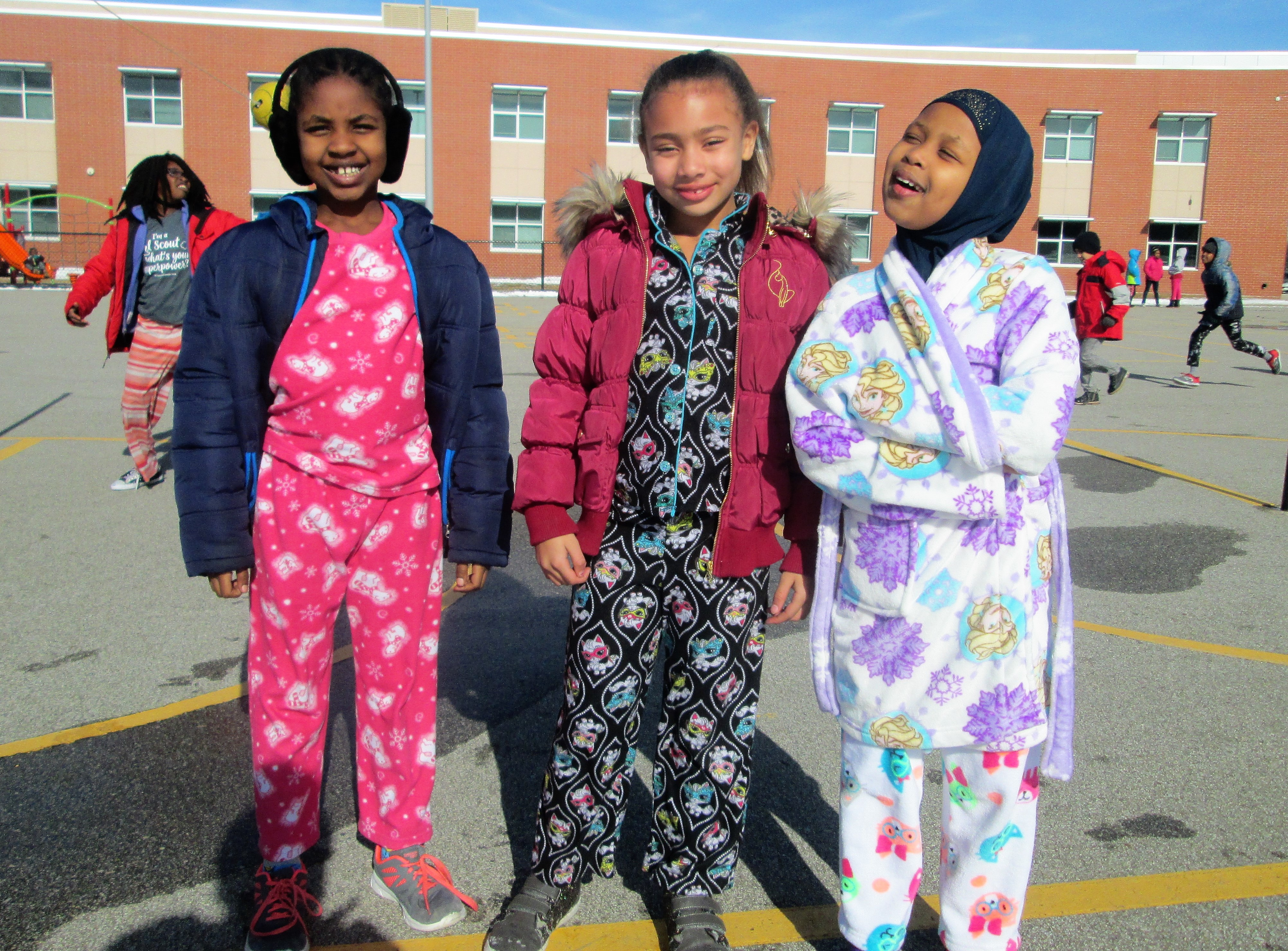 Pajama Day At Edmunds Raises Awareness And Needed