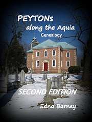 PEYTONs Along the Aquia - Second Edition