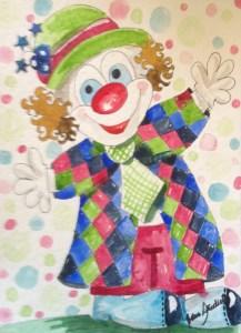 Clown 10