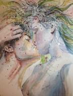 Watercolor Hahnemühle 500 m/g2 (215 lbs), 50 x 65 cm (19.7'' x 25.6'') Price: BRL$ 1500,00