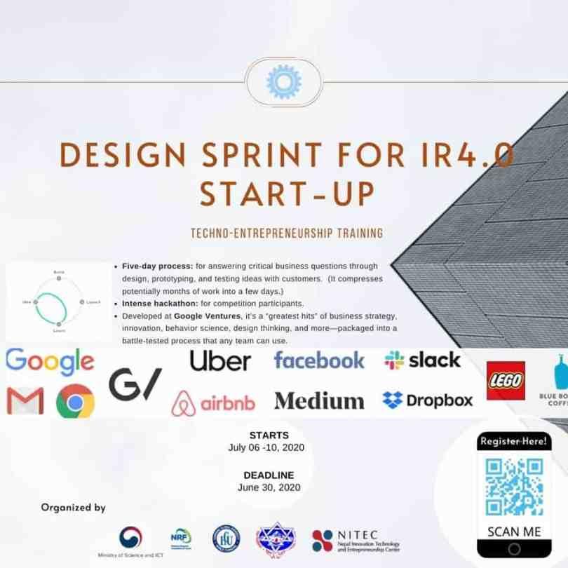 Design Sprint by NITEC