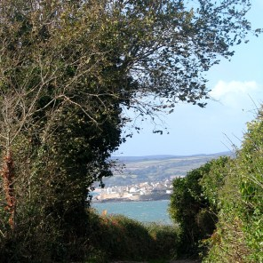 Path to Marazion