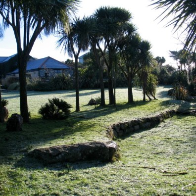 Ednovean farm lawn