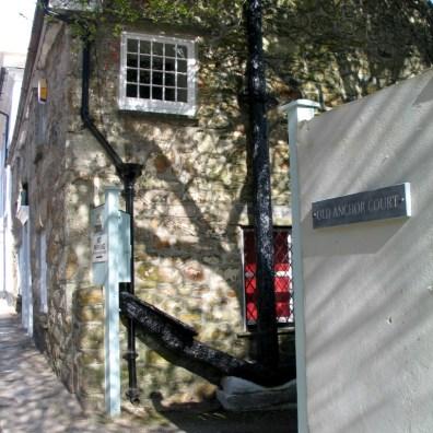 Historic Chapel street Penzance