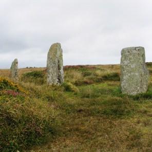 Ancient stone circle
