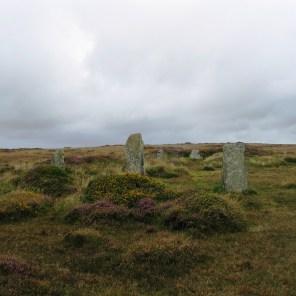 Boskendnan stone circle