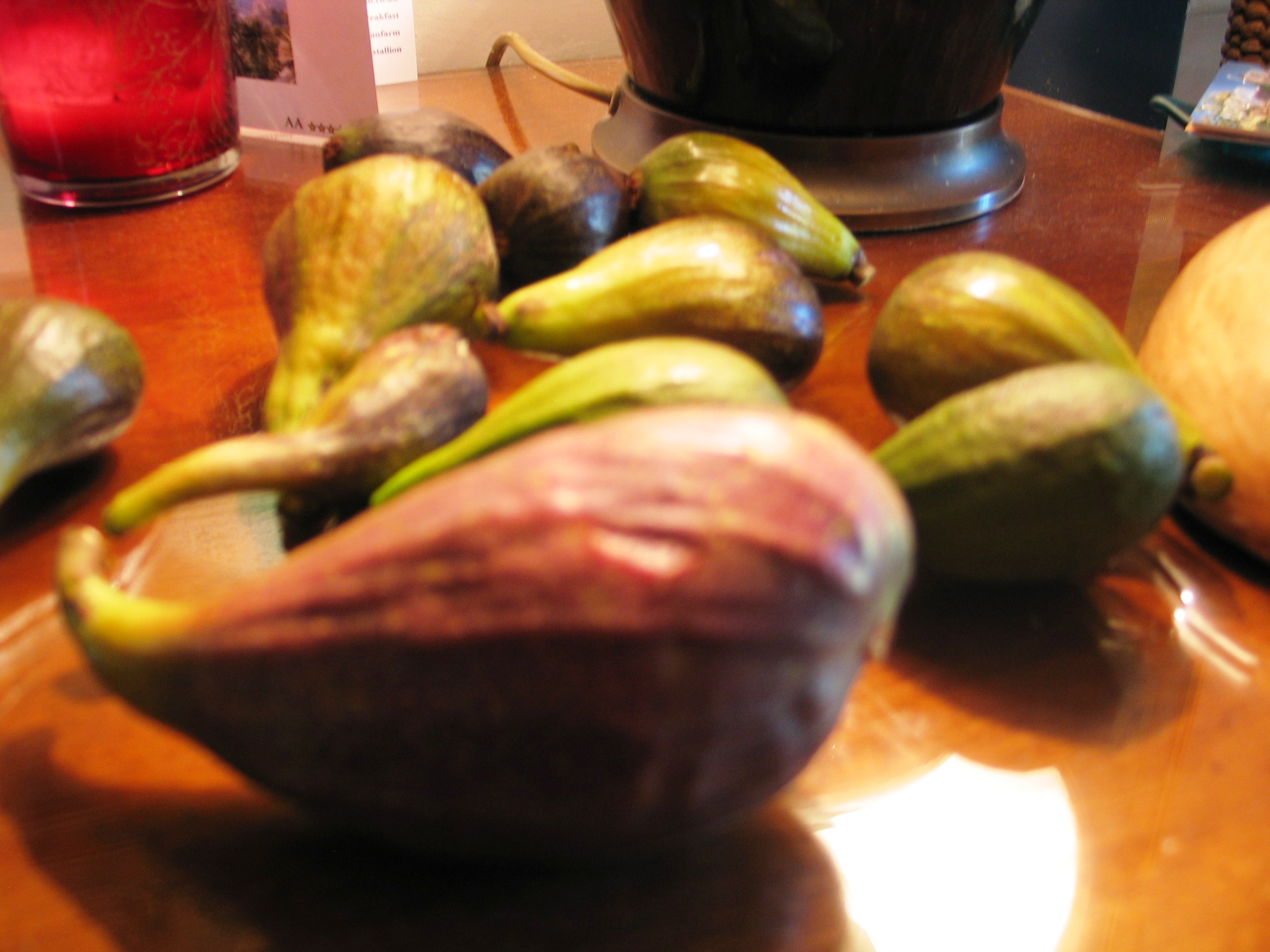 Harvested Figs