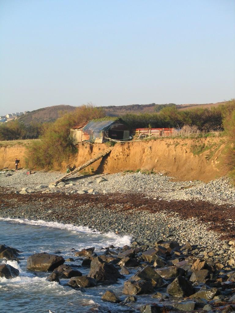 Boat Cove west of Perranuthnoe