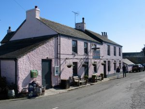 Places to eat - the Victoria Inn in Perranuthnoe is with walking distance of Ednovean Farm