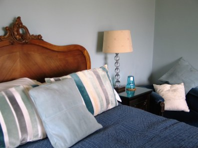 Bed and breakfast room in west Cornwall