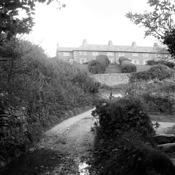 Old coastguard cottages