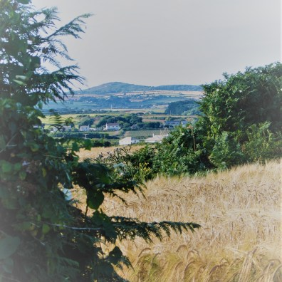 View to Trencrom
