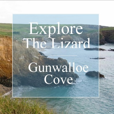 Explore The Lizard and Gunwalloe Cove Seascape