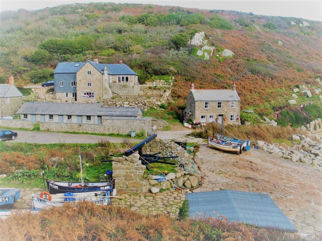 Cornish village lost in time Penberth