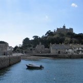 The harbour at St Michael's Mount