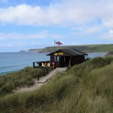 Lifeguards station - sennen