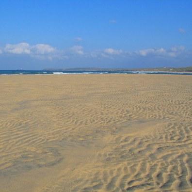 Low tide at Lelant