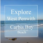 Explore Carbis Bay Beach blue seas lapping on honied sands