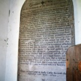 Letter from Charles the 1st to the people of Cornwall