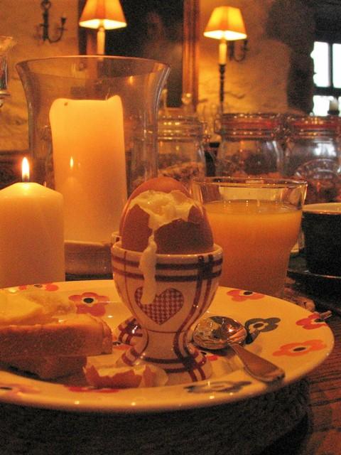Autumn treat and easy breakfast