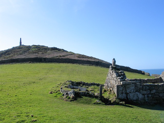 Ancient monument - St Helen's Oratory