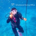 体験ダイビングも余裕が出てくれば見える世界も広がる。