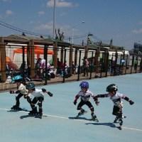 第69回江戸川区総合体育祭(春季区民大会)ローラースケート大会