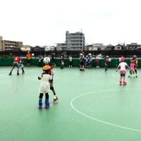 令和2年10月3日(土) 初心者ローラースケート教室