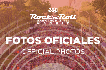 Fotos oficiales Maratón Madrid EDP Rock´Roll 2019
