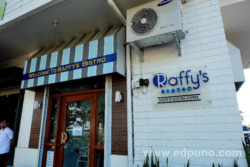 Raffy's Bistro Restaurant in Roxas Capiz