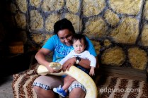 Photo with a python tagytay