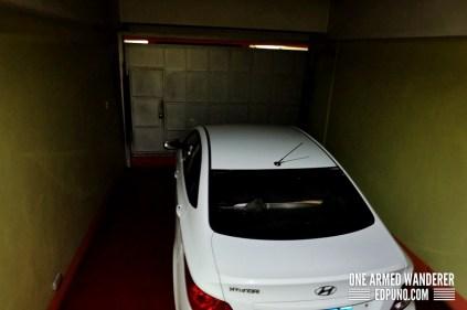 Rosal Pasig Garage