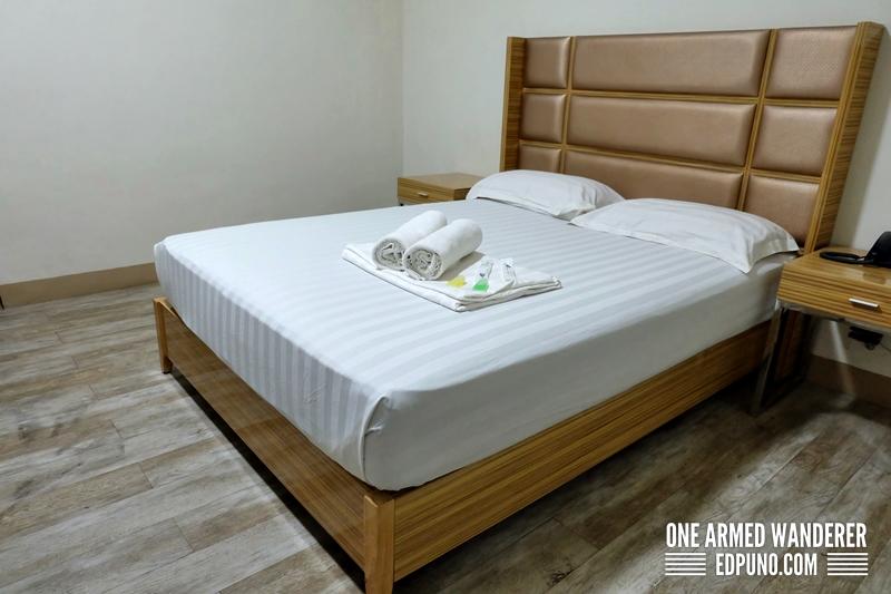 Meaco hotel deluxe room