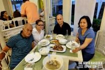 Dinner at Atria