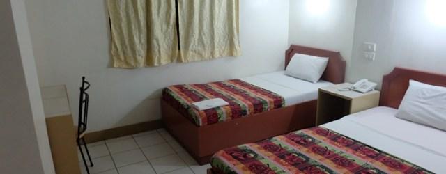 88 Plaza Hotel Double Room Iloilo