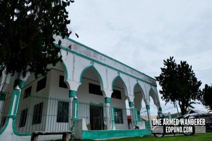 Oldest mosque in the Philippines