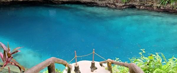 Enchanted River, Hinautuan, Surigao del Sur