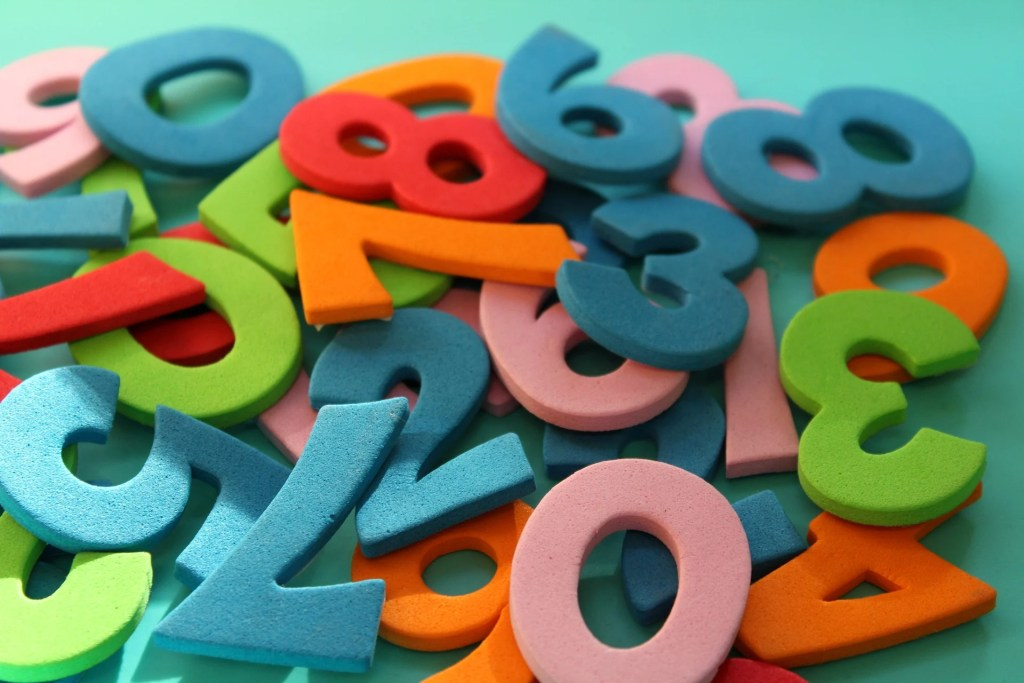 Feature image of the number names course