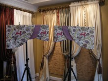Shaped valance 02