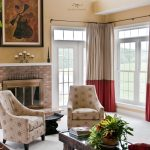 Rethink Wainscoting with Color Blocking