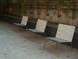 Custom upholstered outdoor chairs 01