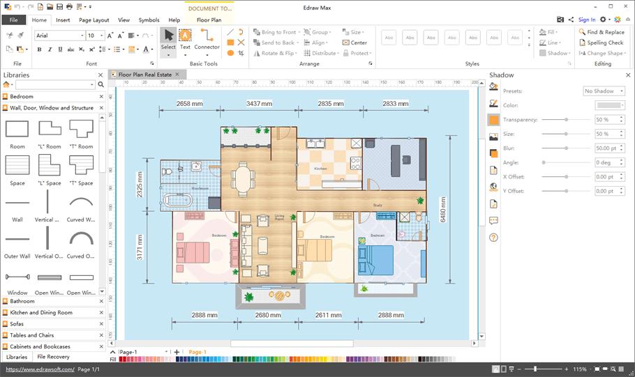 Floor Plan Software For Mac