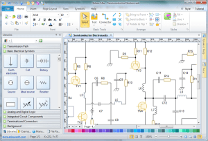 Schematic Diagram Software