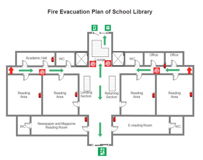 Fire Alarm Plans Sample