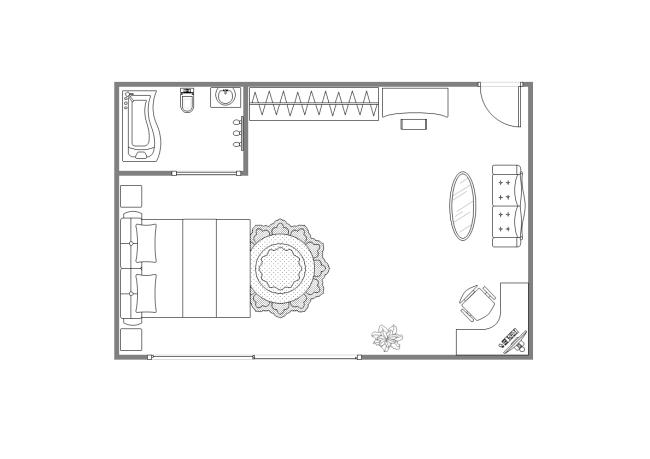 Main Bedroom Floor Plan Free Main Bedroom Floor Plan